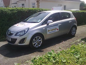 Driving Lessons. Refresher Courses. corsa